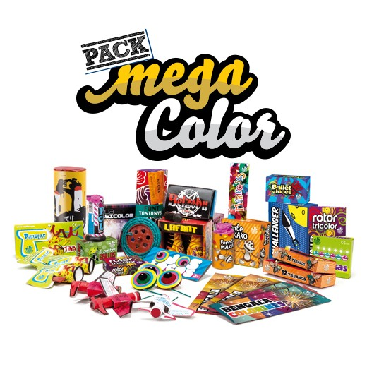 MEGA COLOR*