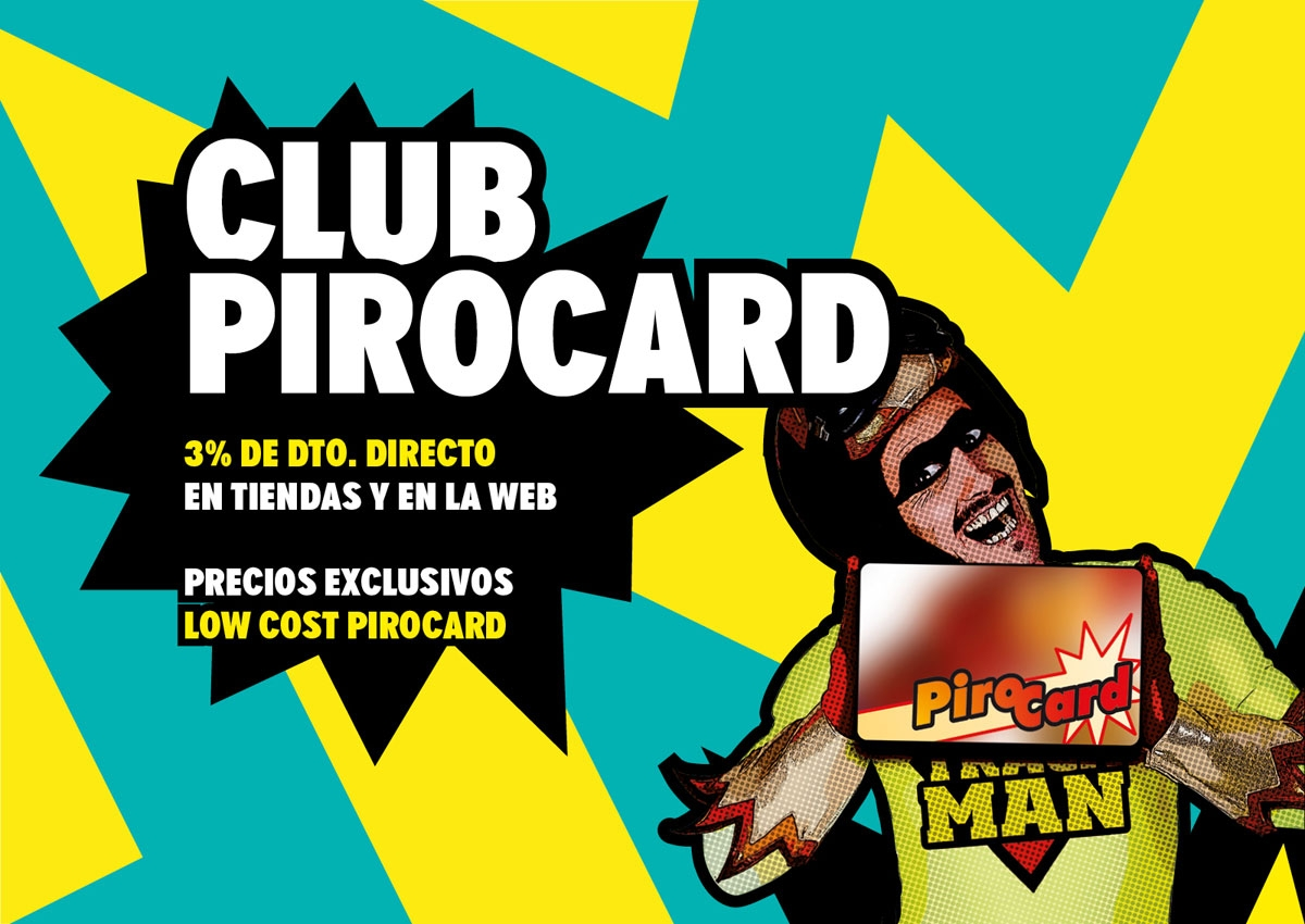 club pirocard